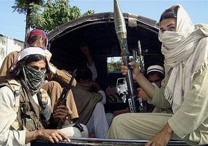 Талибан заявил о создании отряда для охоты на иностранцев