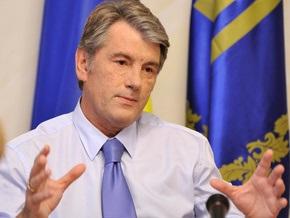 Ющенко об аресте Пукача: Общество услышит громкие новости