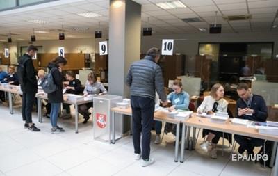 В Литве выбирают президента