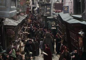 На Google Maps появился Косой переулок из Гарри Поттера