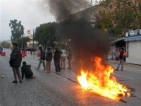 Убийство подростка спровоцировало беспорядки в Греции