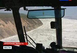 На месте крушения вертолета в Иркутской области нашли авиадетали и фрагменты тел