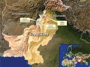 ВВС США вновь нанесли ракетный удар по пакистанской территории