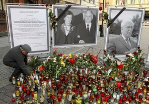 В Польше продлен траур по погибшим в авиакатастрофе под Смоленском