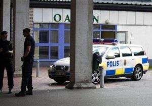 Полиция Швеции арестовала четырех мужчин по подозрению в подготовке теракта