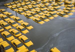 Обама просит $60 млрд на ликвидацию последствий урагана Сэнди