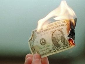 Статья британской газеты обрушила доллар до минимума за два года