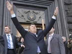 Янукович: Я истинный православный и в дела церкви вмешиваться не буду