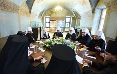 ПЦУ созывает синод из-за церковного конфликта