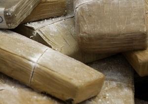 Полиция Германии изъяла рекордную партию кокаина
