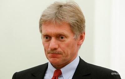 Песков: Санкции против России не помогут Украине