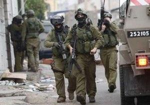 Израильские военные убили шестерых палестинцев