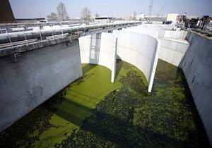 Правительство выделило 15 млн грн для дезодорации Бортнической станции аэрации
