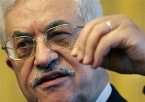 Аббас объяснил, чем чревата агрессия Израиля в отношении сектора Газа
