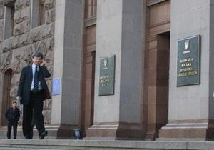 Попов предложил ликвидировать в Киеве райсоветы. Киевский горсовет обратился в Раду