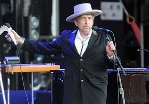 Боб Дилан выложил новый альбом в интернет