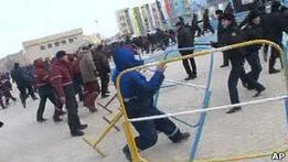 Для раненых в Жанаозене не хватает мест в больницах