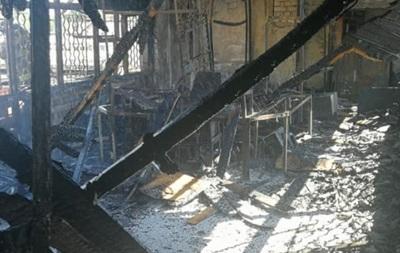 Бунт в одеській в язниці: згоріла чергова частина й авто