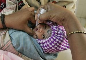 ВОЗ предупреждает, что полиомиелит еще не побежден