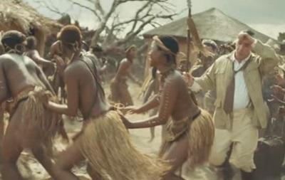Rammstein зняв в Африці кліп на пісню Іноземець