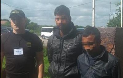 На кордоні затримані нелегали, які замість Франції потрапили в Україну