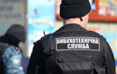 У Вінниці та Львові повідомили про масове мінування