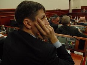 Киевские власти выделили девять гектаров земли для строительства трамвайных остановок