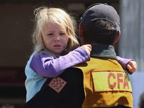 Стихийные бедствия охватили Австралию и с севера и с юга