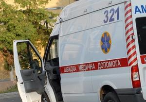 В Донецкой области нетрезвый инспектор ГАИ сбил насмерть женщину