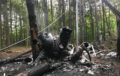 Крушение Ми-8: названы возможные причины аварии