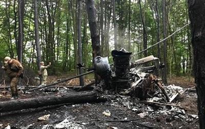 Аварія Мі-8: знайдено тіла всіх загиблих льотчиків