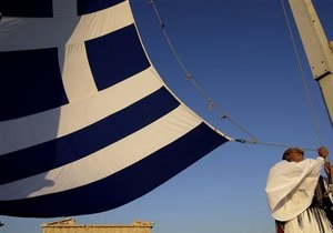 Два греческих банка потребовали рекапитализацию на 13 млрд евро