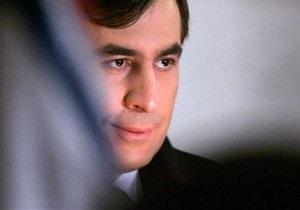 Саакашвили признал поражение своей партии на выборах