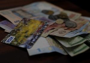 За пять месяцев Украина более чем вдвое увеличила дефицит госбюджета