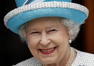 В Британии отметят 60-летие правления Елизаветы II