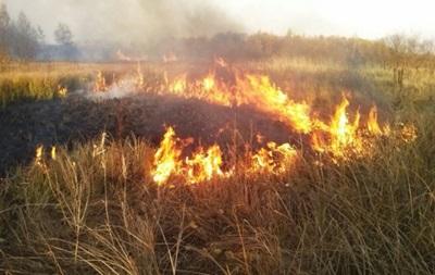 ГСЧС предупредила о высокой пожарной опасности