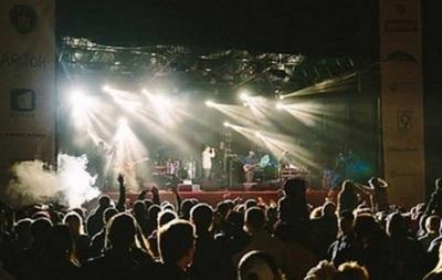 На рок-фестивале на Днепропетровщине погиб человек
