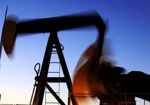 Цены на нефть в США упали ниже 95 долларов за баррель