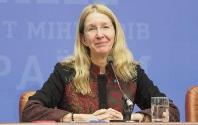 Супрун залишиться в Україні після звільнення