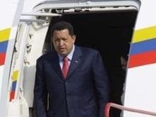 Уго Чавес прибыл в Россию для заключения военных контрактов