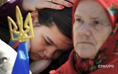 Українці в першій трійці біженців до США