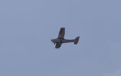 На Киевщине исчез самолет, подозревают крушение