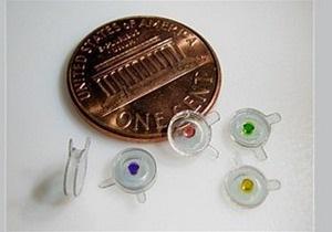 Ученые разработали датчик внутриглазного давления для контактных линз