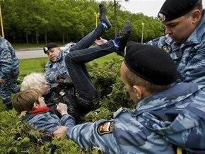 Милиция разогнала Славянский гей-парад в Москве: новые подробности