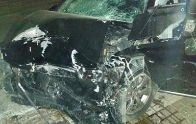 В Одессе автомойщик разбился на угнанном авто
