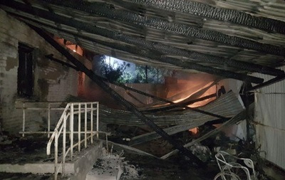Пожежа в Одесі: названа можлива причина