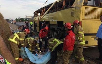 У Туреччині потрапив у ДТП автобус з туристами: понад 50 постраждалих