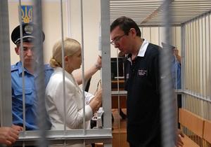 Кличко: Тимошенко и Луценко должны участвовать в парламентских выборах-2012