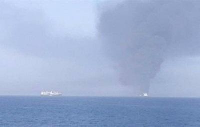В Оманській затоці врятували моряків з танкерів у вогні - ЗМІ
