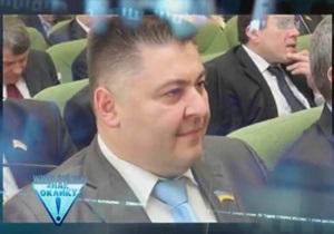 ТВі: Чиновник-взяточник из ПР, которому дали 9 лет тюрьмы, не собирается садиться за решетку